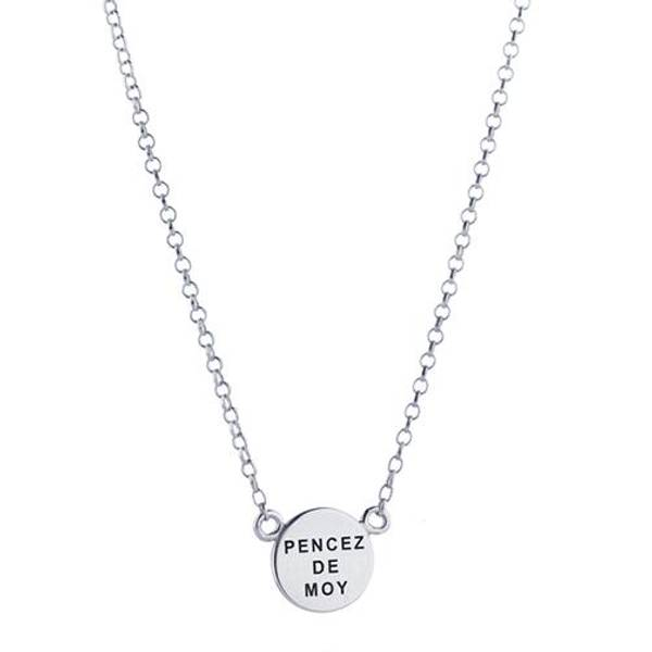 Mini Pencez De Moy Necklace