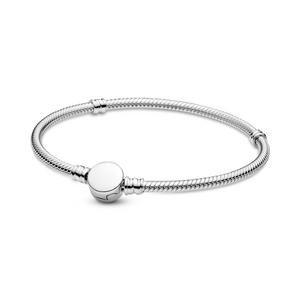 Bilde av Pandora snake chain engravable clasp bracelet