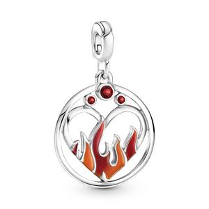 Bilde av Pandora Me Fire Inside Medallion